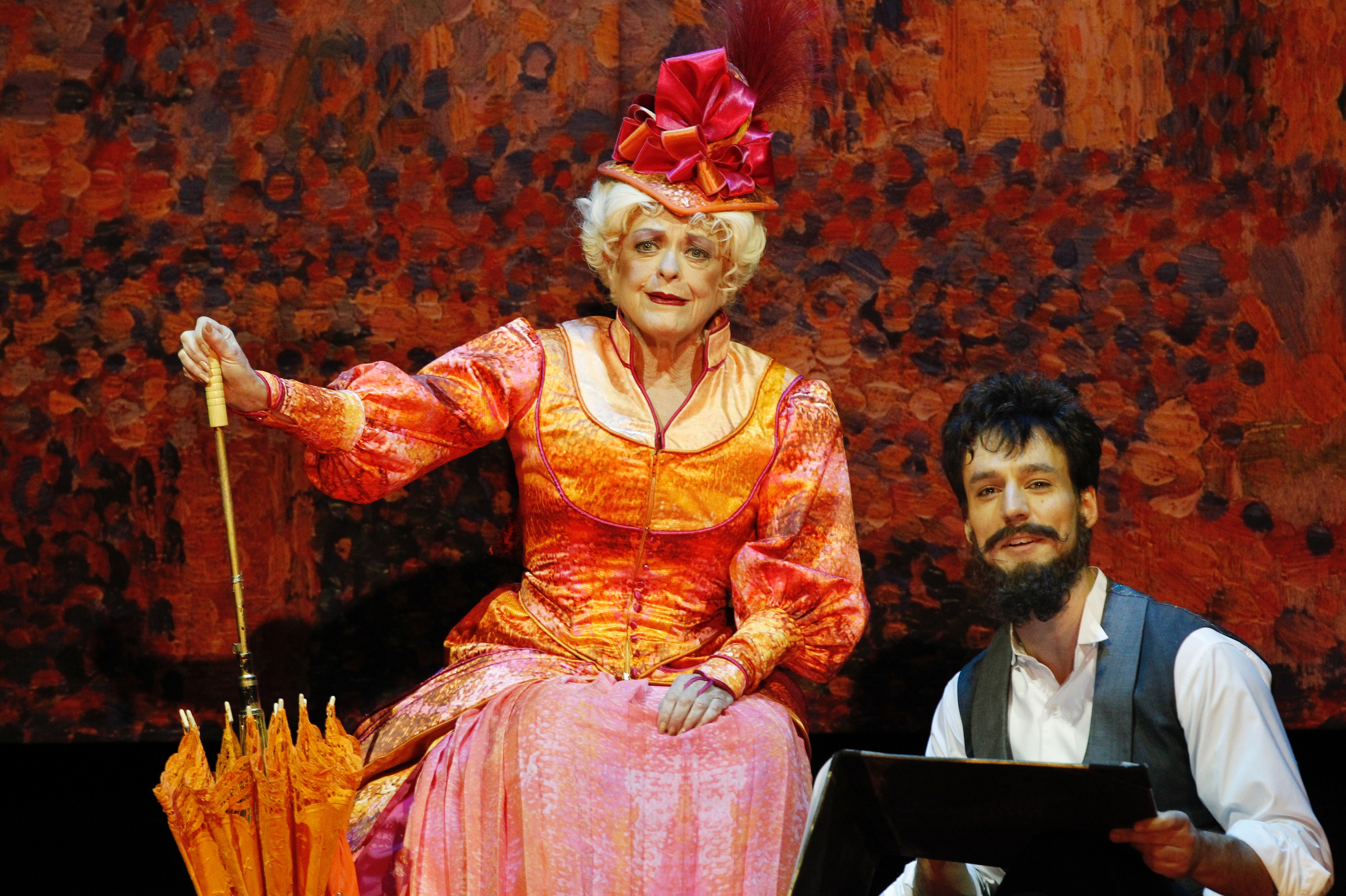 Sunday In The Park With George – Victorian Opera